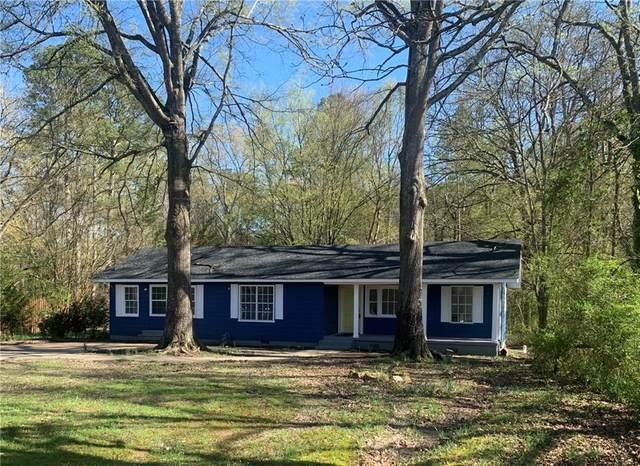 743 Burnett Ferry Road SW, Rome, GA 30165 (MLS #6702819) :: Path & Post Real Estate