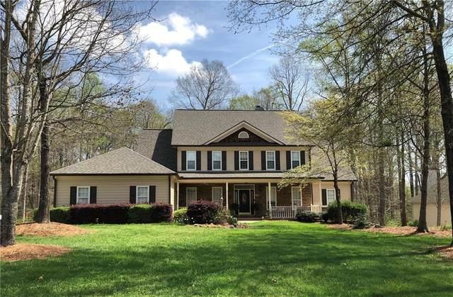818 Mill Brook Lane, Hoschton, GA 30548 (MLS #6702837) :: Kennesaw Life Real Estate