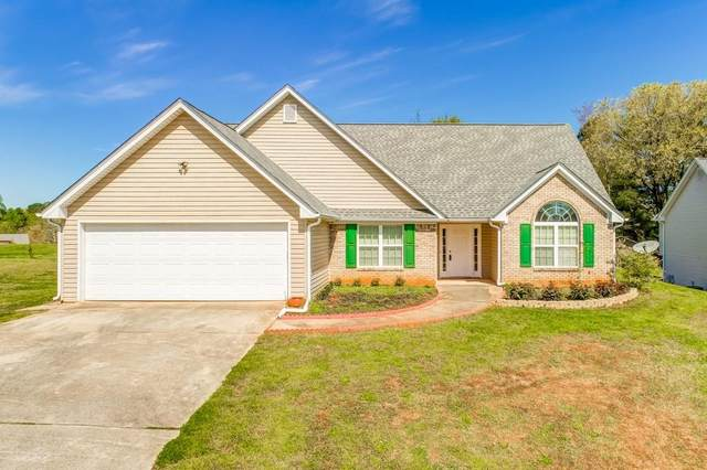 4308 Waterman Drive, Gainesville, GA 30506 (MLS #6702838) :: The North Georgia Group