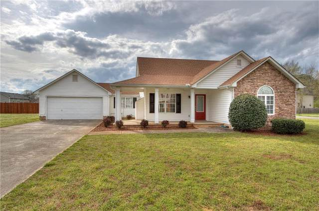 12 Greenhouse Drive SE, Cartersville, GA 30120 (MLS #6702867) :: Path & Post Real Estate