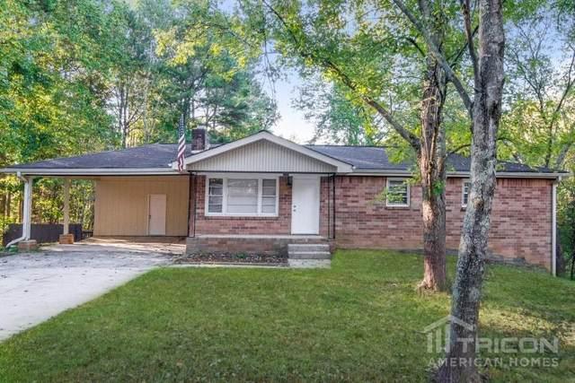 3151 Ridgecrest Drive, Powder Springs, GA 30127 (MLS #6702873) :: Kennesaw Life Real Estate