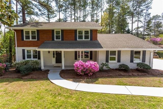 2933 Danbyshire Court NE, Atlanta, GA 30345 (MLS #6702880) :: Rock River Realty