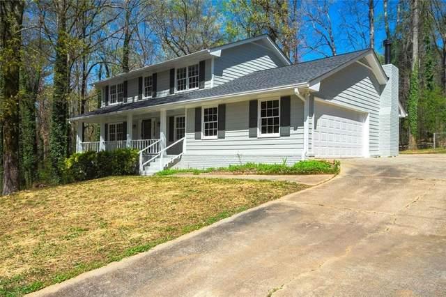 6032 Stonearch Drive, Stone Mountain, GA 30087 (MLS #6702894) :: Rock River Realty