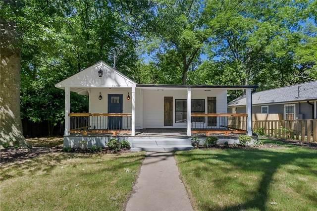 1321 Fairbanks Street SW, Atlanta, GA 30310 (MLS #6702915) :: Keller Williams Realty Cityside