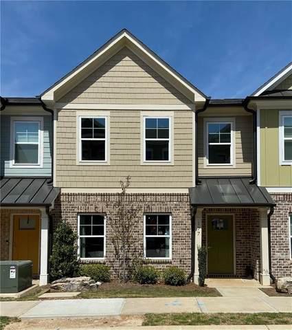 177 Panther Point Lane #43, Lawrenceville, GA 30046 (MLS #6702921) :: North Atlanta Home Team