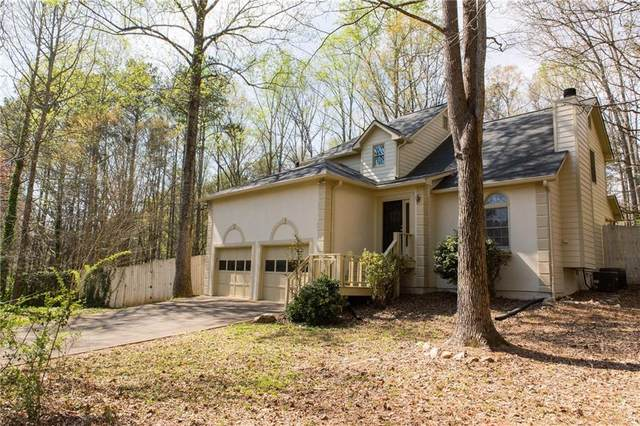 110 Mill Creek Hollow, Dallas, GA 30157 (MLS #6702924) :: RE/MAX Paramount Properties