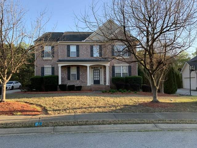 124 Keswick Manor Drive, Tyrone, GA 30290 (MLS #6702937) :: The Cowan Connection Team