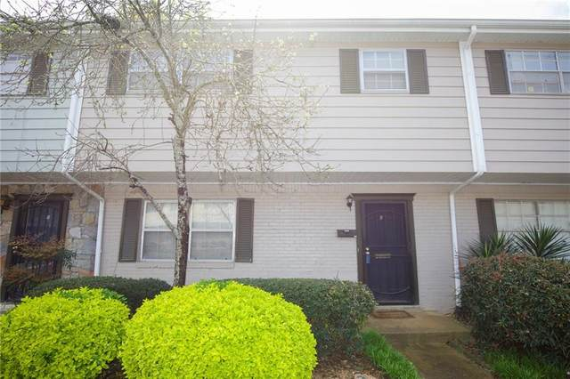 4701 Flat Shoals Road 34C, Union City, GA 30291 (MLS #6702942) :: The Zac Team @ RE/MAX Metro Atlanta