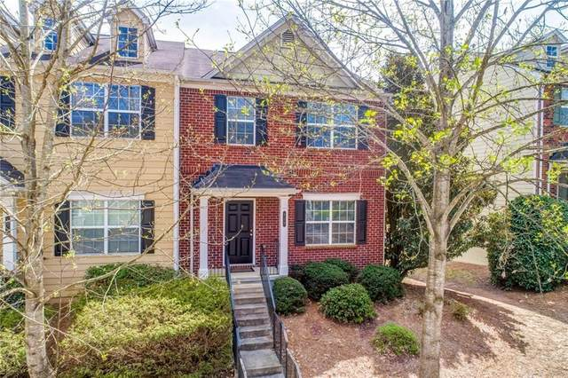 829 Society Court, Woodstock, GA 30188 (MLS #6702962) :: Rock River Realty