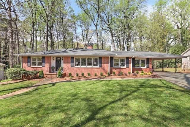 384 Stewart Avenue NW, Marietta, GA 30064 (MLS #6702969) :: Path & Post Real Estate