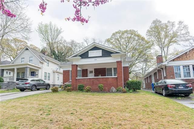 504 E Ontario Avenue SW, Atlanta, GA 30310 (MLS #6702978) :: MyKB Partners, A Real Estate Knowledge Base