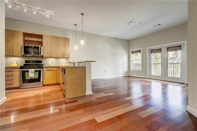 870 Inman Village Parkway NE #414, Atlanta, GA 30307 (MLS #6702987) :: Rock River Realty