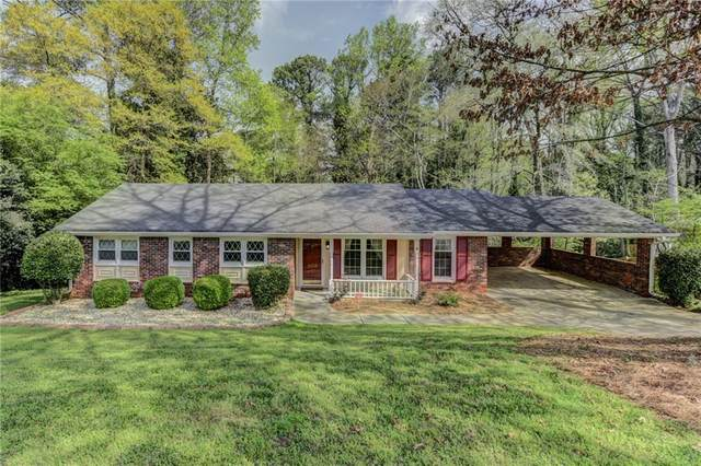 4232 Smithsonia Drive, Tucker, GA 30084 (MLS #6702990) :: The Cowan Connection Team