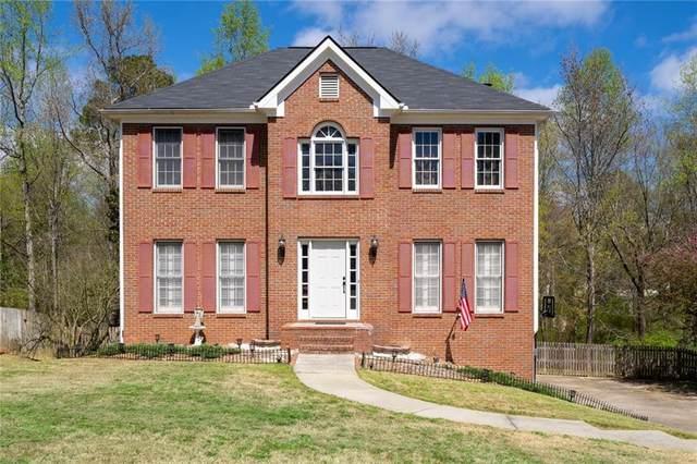 3188 Gainer Drive, Marietta, GA 30127 (MLS #6702993) :: Path & Post Real Estate