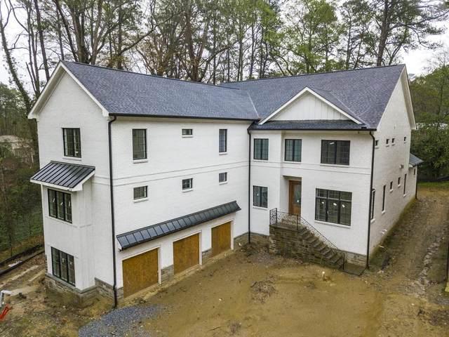 1875 Windemere Drive NE, Atlanta, GA 30324 (MLS #6703025) :: Kennesaw Life Real Estate