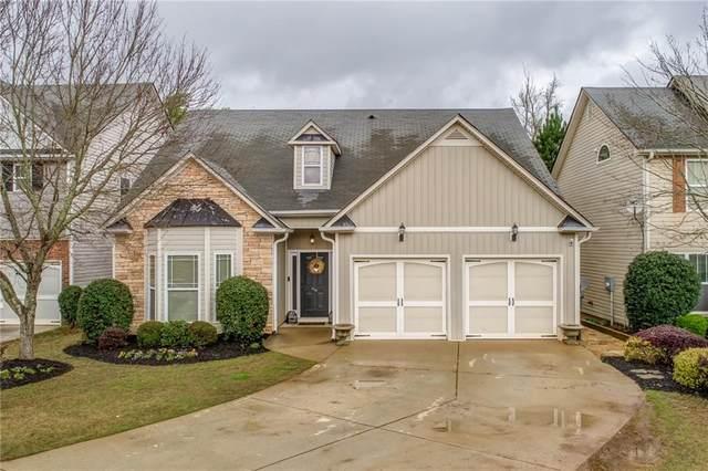 135 Crescent Brook Crossing, Dallas, GA 30157 (MLS #6703029) :: RE/MAX Paramount Properties