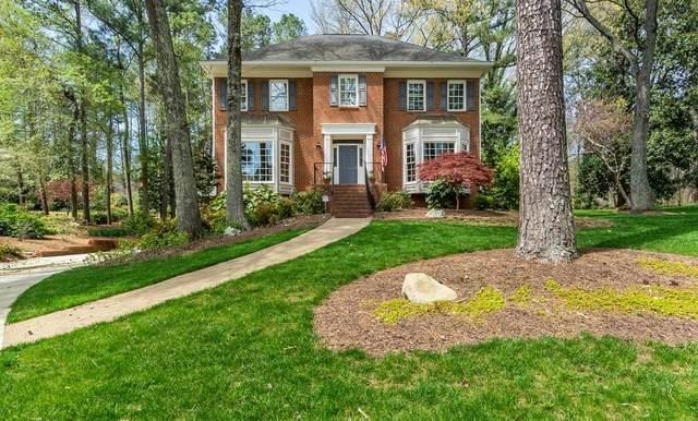 3528 W Hampton Drive NW, Marietta, GA 30064 (MLS #6703034) :: Kennesaw Life Real Estate