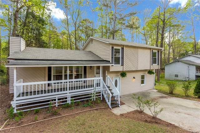 5006 Dekalb Way, Stone Mountain, GA 30087 (MLS #6703067) :: The Cowan Connection Team