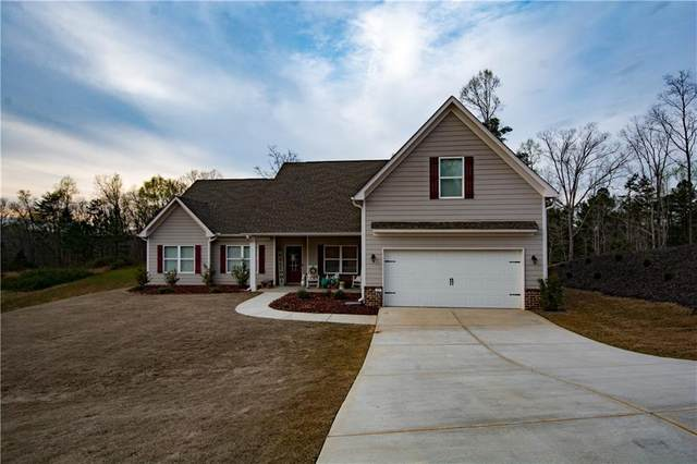 5769 Grant Station Drive, Gainesville, GA 30506 (MLS #6703073) :: The North Georgia Group