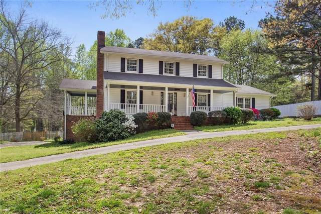 3186 Harris Road SW, Marietta, GA 30060 (MLS #6703086) :: Rock River Realty