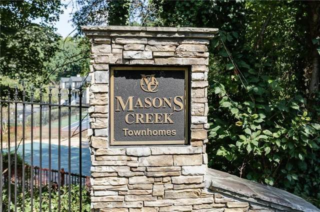 1001 Masons Creek Circle, Sandy Springs, GA 30350 (MLS #6703088) :: Path & Post Real Estate