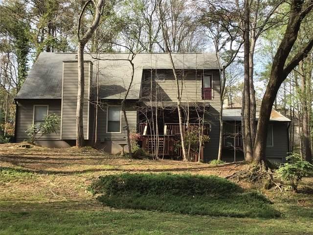 3705 Sawanee Drive, Marietta, GA 30062 (MLS #6703113) :: Path & Post Real Estate