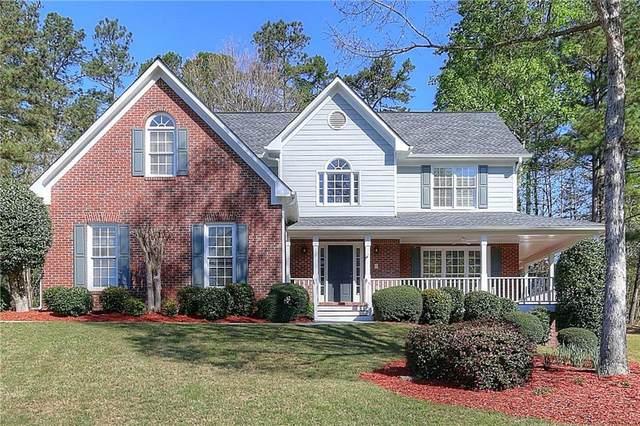 1821 Rosetree Drive, Lilburn, GA 30047 (MLS #6703124) :: The Butler/Swayne Team