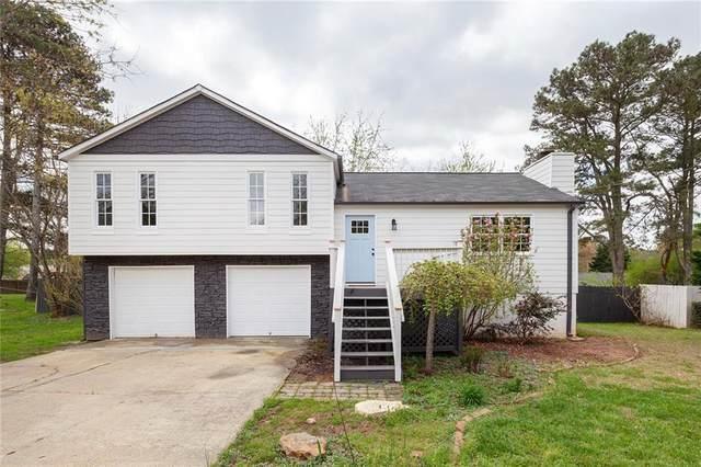 107 Hartley Woods Drive NE, Kennesaw, GA 30144 (MLS #6703146) :: Keller Williams Realty Cityside