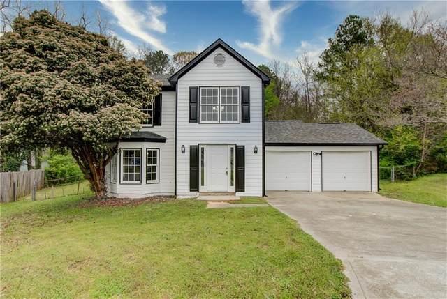 415 Sheppard Crook, Stone Mountain, GA 30083 (MLS #6703147) :: Rock River Realty