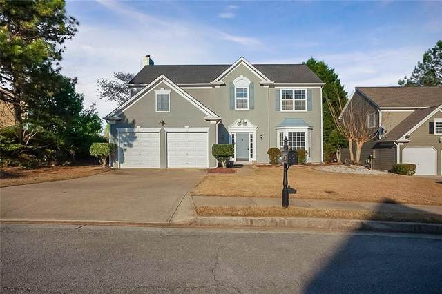 3875 Lake Burton Drive, Duluth, GA 30097 (MLS #6703154) :: Rock River Realty