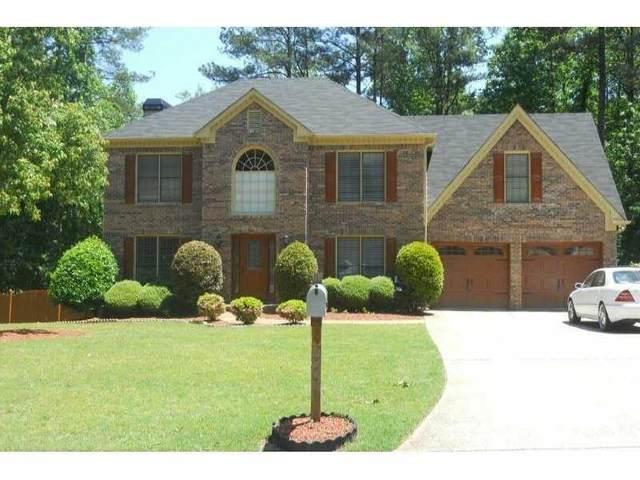 5042 Rosemeade Court, Powder Springs, GA 30127 (MLS #6703167) :: Kennesaw Life Real Estate