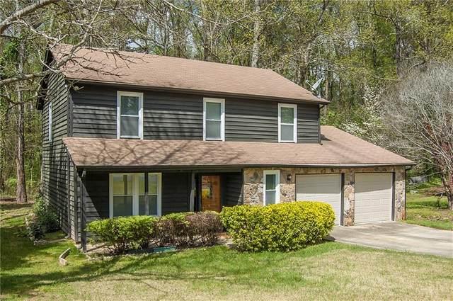 1120 Chapman Circle, Stone Mountain, GA 30088 (MLS #6703186) :: Rock River Realty