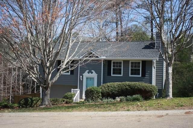 2435 Trenton Drive, Canton, GA 30115 (MLS #6703194) :: North Atlanta Home Team