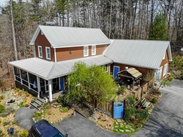 208 Hickory Bluff, Dahlonega, GA 30533 (MLS #6703201) :: Lakeshore Real Estate Inc.