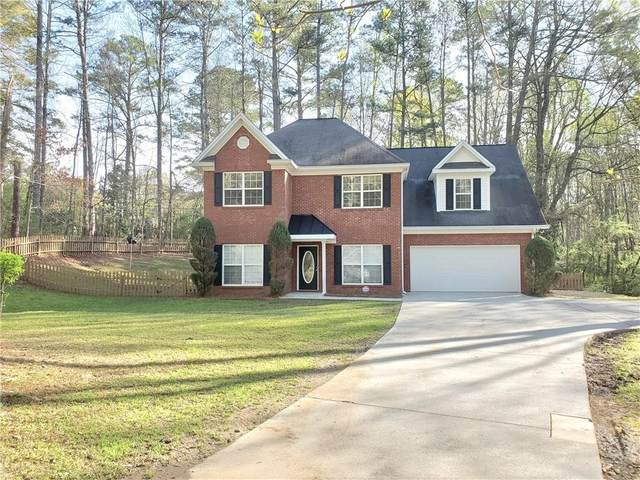 275 Forrest Avenue, Fayetteville, GA 30214 (MLS #6703209) :: The North Georgia Group