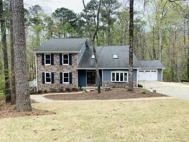 305 Whisperwood Drive, Roswell, GA 30075 (MLS #6703222) :: Path & Post Real Estate