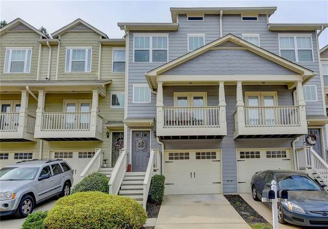 1861 Liberty Parkway NW, Atlanta, GA 30318 (MLS #6703243) :: Kennesaw Life Real Estate