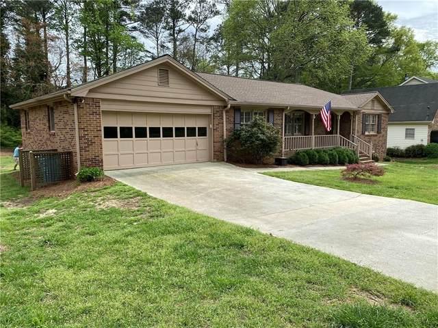 5338 Ashley Drive, Lilburn, GA 30047 (MLS #6703253) :: Path & Post Real Estate