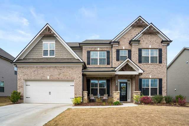 888 W Union Grove Circle, Auburn, GA 30011 (MLS #6703256) :: The North Georgia Group