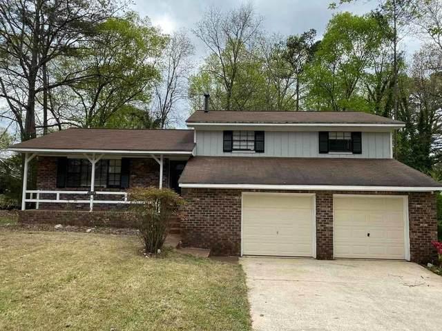 6574 Demere Drive, Morrow, GA 30260 (MLS #6703289) :: RE/MAX Paramount Properties