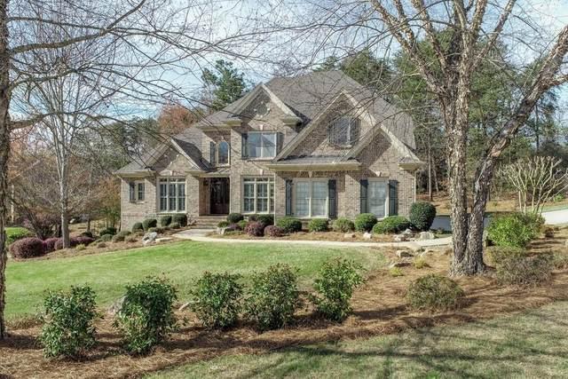3832 Silver Brook Lane, Gainesville, GA 30506 (MLS #6703292) :: Kennesaw Life Real Estate