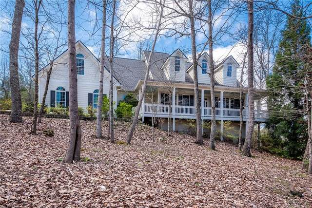 51 Lumber Oaks Lane, Talking Rock, GA 30175 (MLS #6703300) :: Good Living Real Estate