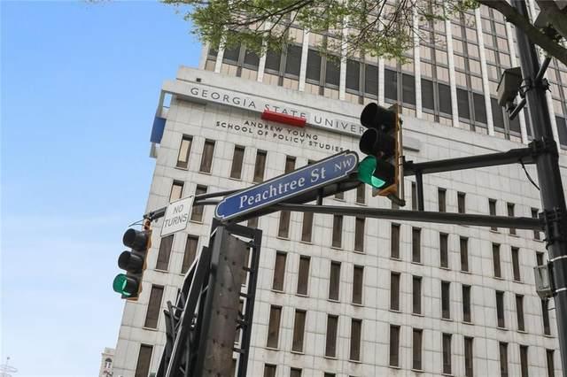 32 NW Peachtree Street NW #806, Atlanta, GA 30303 (MLS #6703304) :: Tonda Booker Real Estate Sales