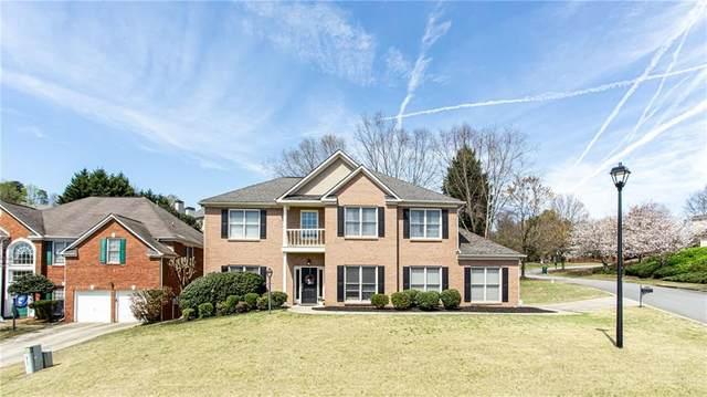 1634 Omara Lane SE, Smyrna, GA 30082 (MLS #6703314) :: Keller Williams Realty Cityside