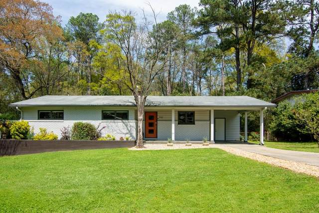2182 Melante Drive NE, Atlanta, GA 30324 (MLS #6703355) :: Path & Post Real Estate