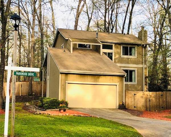9472 Parkwood Drive, Douglasville, GA 30135 (MLS #6703363) :: RE/MAX Paramount Properties