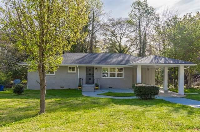 2584 Lancaster Drive, East Point, GA 30344 (MLS #6703366) :: North Atlanta Home Team