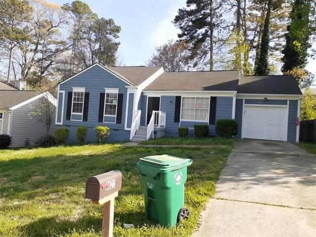 6321 Laurel Post Drive, Lithonia, GA 30058 (MLS #6703370) :: Rock River Realty