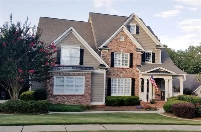 531 Crested Hawk Ridge, Canton, GA 30114 (MLS #6703371) :: Path & Post Real Estate