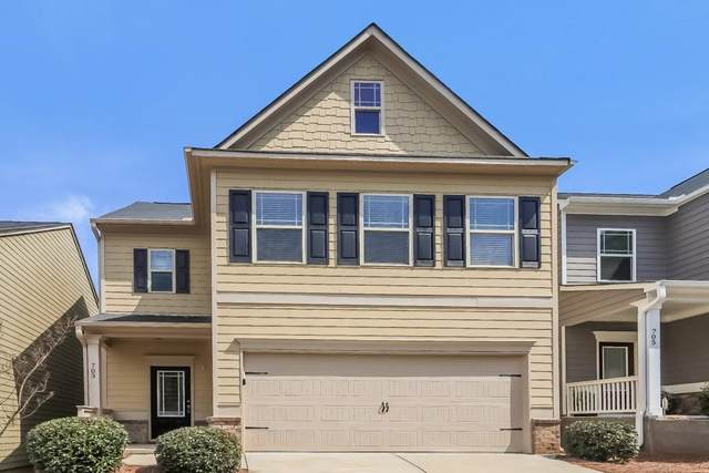 703 Barberry Drive, Woodstock, GA 30188 (MLS #6703376) :: Kennesaw Life Real Estate